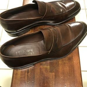 Men's Salvador Ferragamo shoes